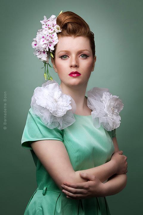 Tijdloos portret door Fotostudio Best