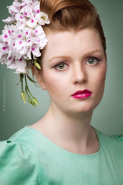 Professionele portret fotografie in Best