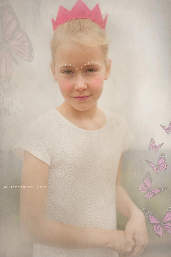 dream portrait, dromerig portret, meisje, prinsesje, Best