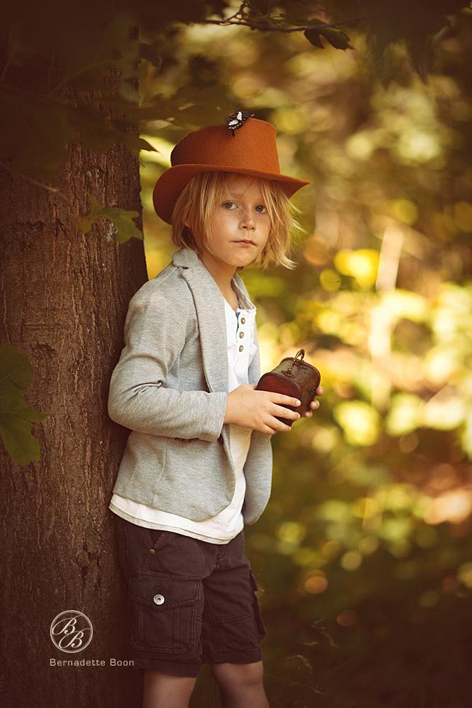 magische kinderportretten op locatie