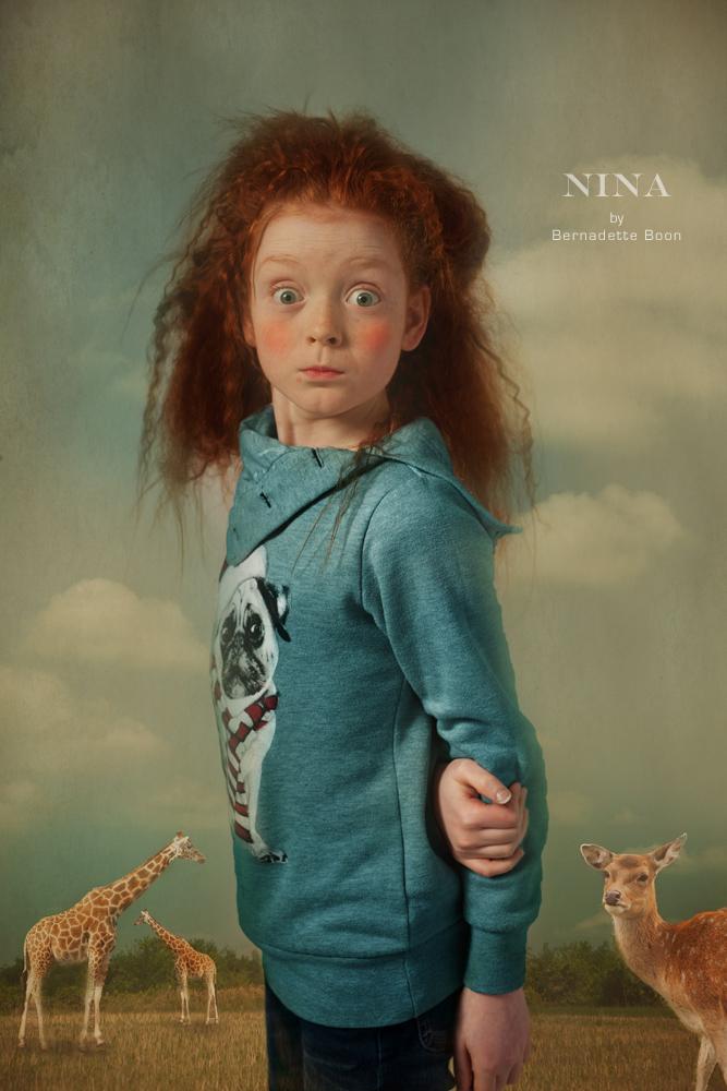 Kinderportret met fantasie