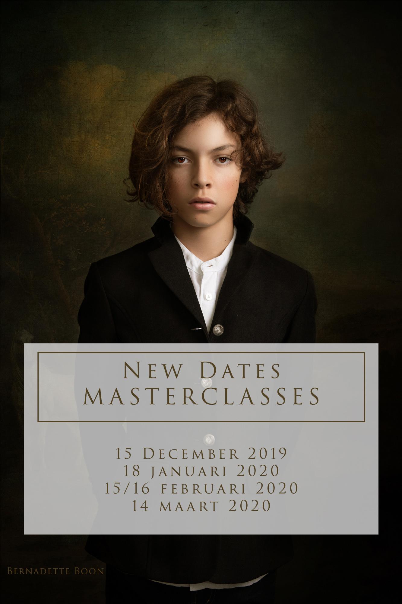 Fine Art Kinderportretten Masterclass