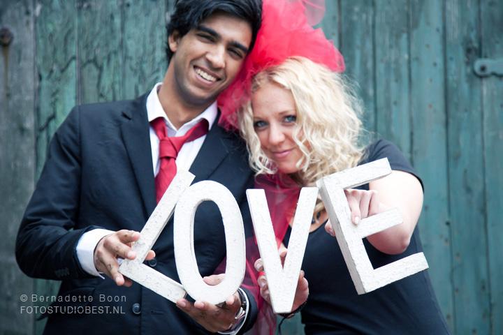Loveshoot, liefde fotografie in Best door Bernadette Boon